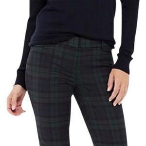 The Limited Plaid Drew Pants